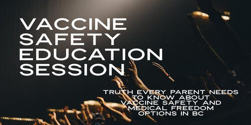 Vaccine Safety Education  - Truth Every Parent Needs to Know