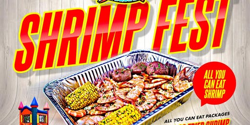 OMG All You Can Eat Shrimp Fest