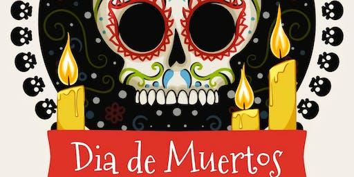 FREE! Dia De Los Muertos  Celebration