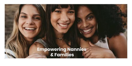 US Nanny Association Coffee Date tickets