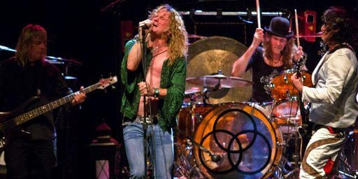 Kashmir - The nation's ultimate Led Zeppelin Show