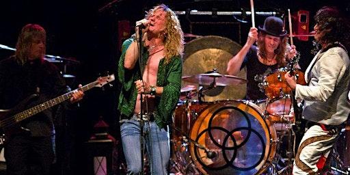 Kashmir - The nation's ultimate Led Zeppelin Show
