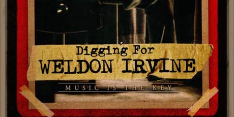 "UMFF Awards: ""Digging for Weldon Irvine"" Movie, Reece Odum, Jazz and Food tickets"
