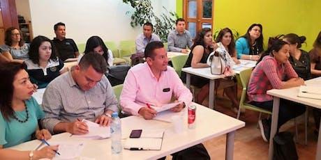 Entrenamiento gratuito - Dirección de Personal para Gerentes Empresarios boletos