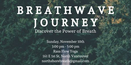 Breathwave Journey tickets