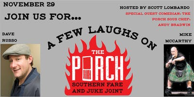 A Few Laughs on The Porch