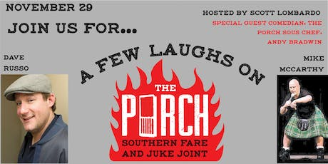 A Few Laughs on The Porch tickets