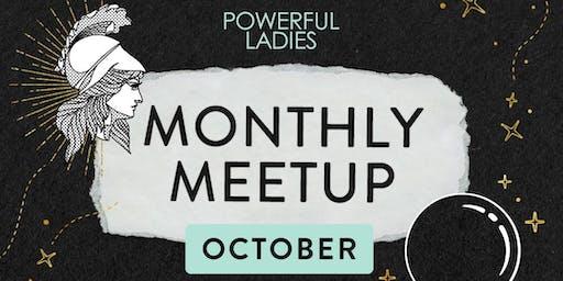 Powerful Ladies October Meet Up: Portland, OR