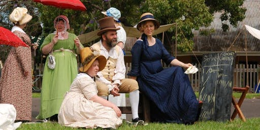 Mrs Macquarie's Family Picnic