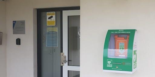 Free AED familiarisation - Maffra
