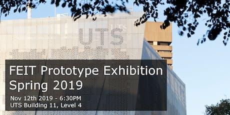 FEIT Prototype Exhibition (Spring 2019) tickets