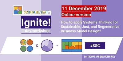 Ignite! How to design a Sustainable Business Model? Online Workshop