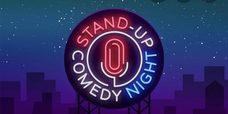 The Stand Up English Comedy Night tickets