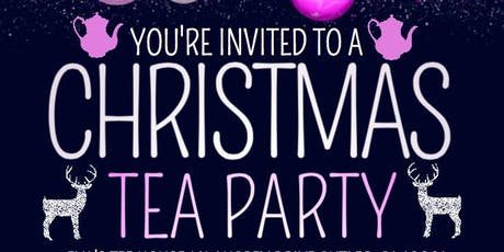 Christmas Tea Party tickets