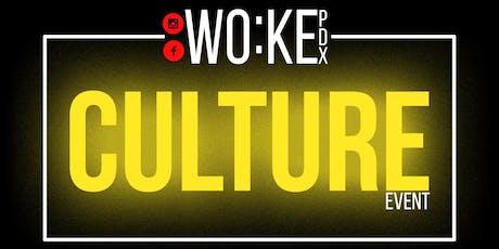 "WO:KE Presents ""Culture"". The Conclusion Of Our 3 Part Series, S.H.A.D.E.S tickets"