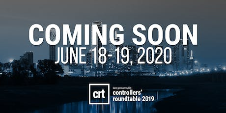 Controllers' Roundtable 2020: Dallas tickets