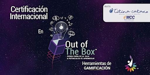 Certificación Out Of The Box Herramientas de Gamificación