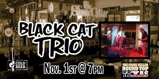 Round Top Live with Black Cat Trio