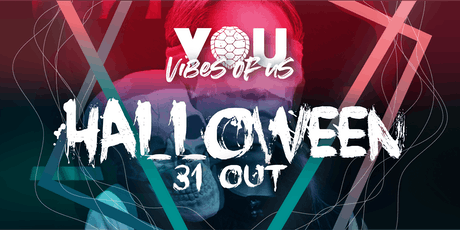 HALLOWEEN  - VIBES OF US - CLUBBING bilhetes