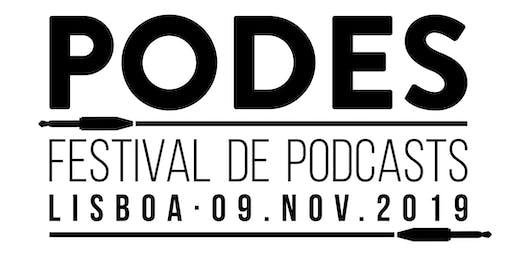 Festival Podes: O Fred e a Inês Falam de Coisas Live Show