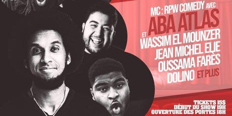 :Funny with  Ethnicity 2  Bilingual comedy show feat: ABA ATLAS tickets