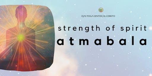 Atmabala: Strength of Spirit | Pranic Healing & Meditation Journey