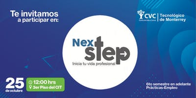 Feria de Empleo NEXT STEP 2019