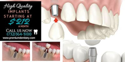 Fall Dental Implant Sale - Get teeth in less then 2 hours