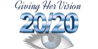 Giving Her Vision 20/20 Brunch