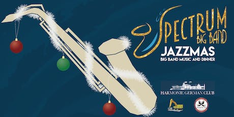 Spectrum Big Band Presents Jazzmas tickets