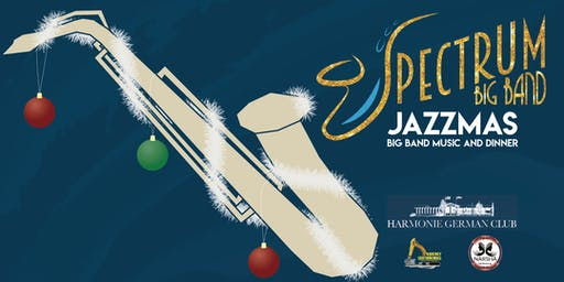 Spectrum Big Band Presents Jazzmas
