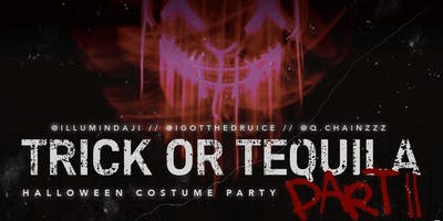 ***** or Tequila II: The Halloween Costume Party
