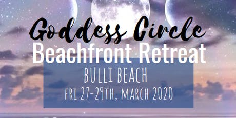 Goddess Beachfront Retreat tickets