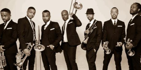 HYPNOTIC BRASS ENSEMBLE  (matinee show) 3rd and final show added tickets