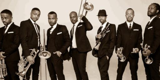 HYPNOTIC BRASS ENSEMBLE  (matinee show) 3rd and final show added