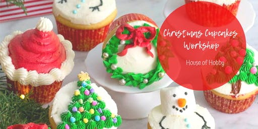 Christmas Cupcakes Workshop