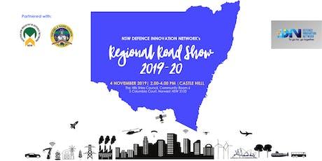 DIN's Regional Road Show 2019-20 | Castle Hill tickets