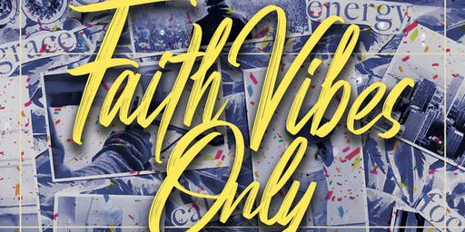 The Urban Her presents:  Faith Vibes Only Vision Board Brunch