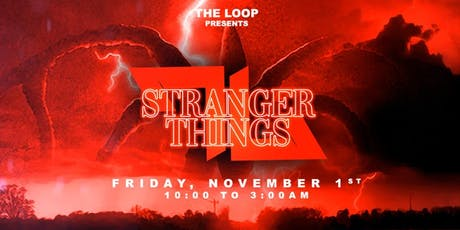 HALOOPWEEN - Stranger Things Edition tickets