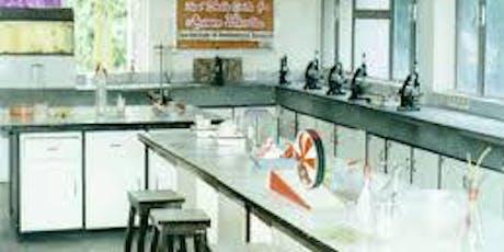 Εργαστήριο Φυσικής του ΠΤΔΕ Αθήνας. 2019 tickets