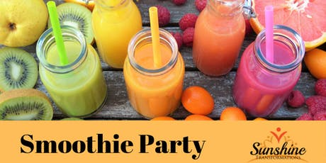 Smoothie Party tickets