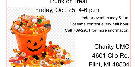 Charity UMC Trunk or Treat