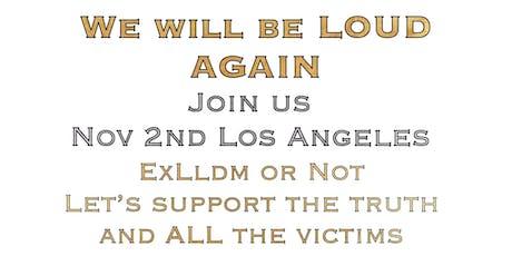 Rally PRO victims of Naason Joaquin Garcia  tickets