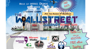 The Wall Street Journey - Business Promotional EXPO
