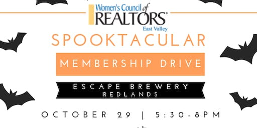 Women's Council - East Valley Spooktacular Membership Drive!