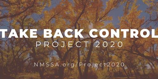 NMSSA Legislative Strategy Session