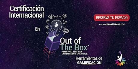 Honduras Certificación Out Of The Box Herramientas de Gamificación entradas