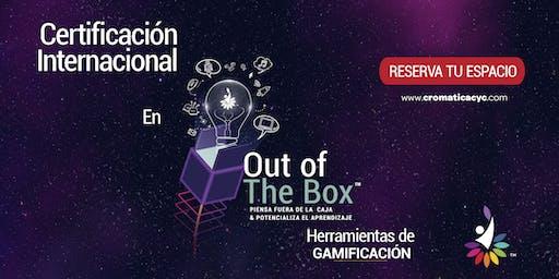 Honduras Certificación Out Of The Box Herramientas de Gamificación