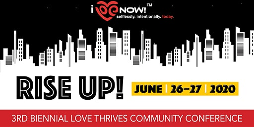 Love Thrives Community Conference 2020