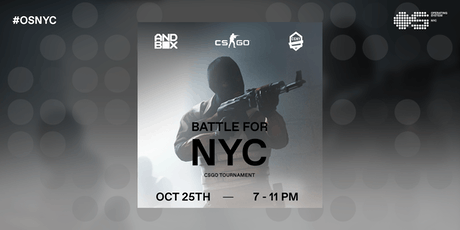 CS:GO Tournament: Battle for NYC! tickets